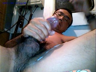 chinese handsome guy solo cumshot