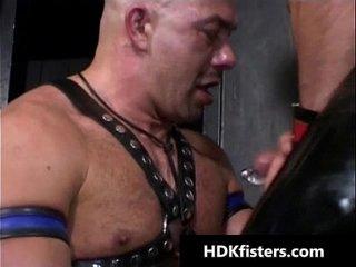 Deep gay ass fisting hardcore porn gay porno