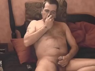 A Hard Cock, Poppers, Lube and my Hands