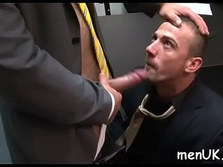 wicked homo office sex