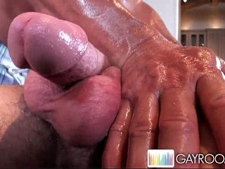 anal sex during massage
