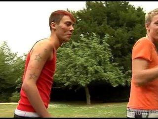 Double Penetrating Young Dan Jenkins
